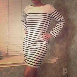 Gap Stripes Dress - Size M